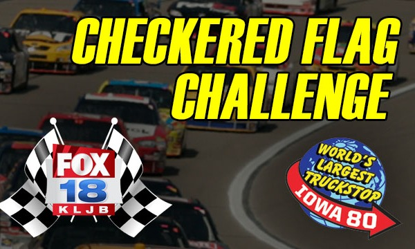 checkered flag challenge do not miss