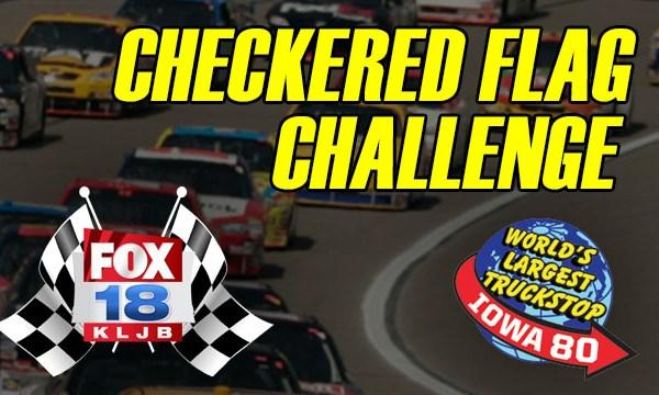 checkered flag challenge do not miss