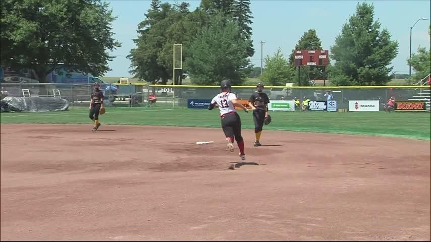 Assumption Softball blasts Atlantic 11-3 at State-_20160721024201