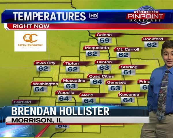 Future 4 Caster - Brendan Hollister, 9/30