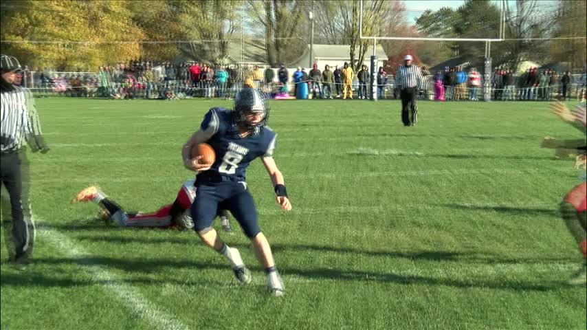 Annawan-Wethersfield Titans fall in semifinals