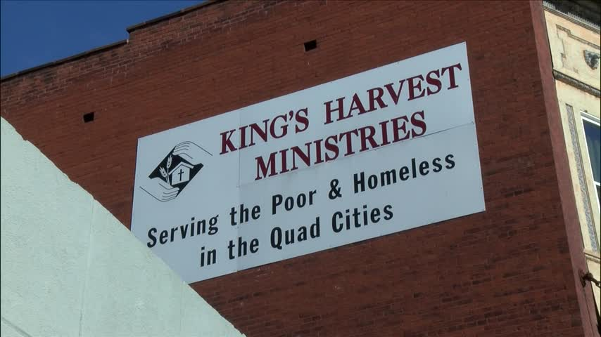 Local homeless shelter reopens_72964931-159532