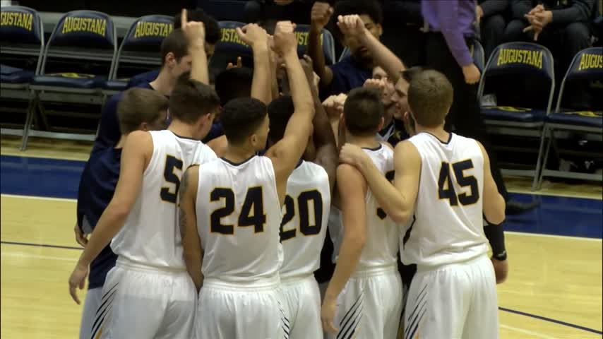 Augustana loses at home
