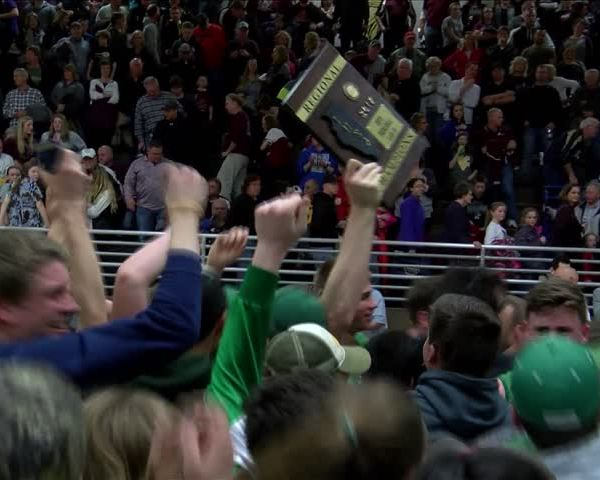 Alleman discusses championship victory