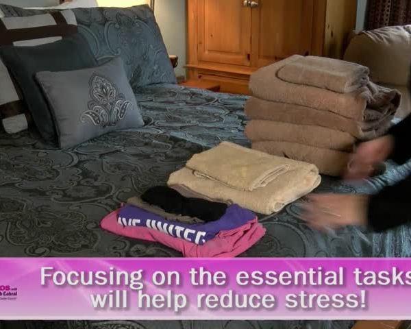 Organized-Low Stress Life