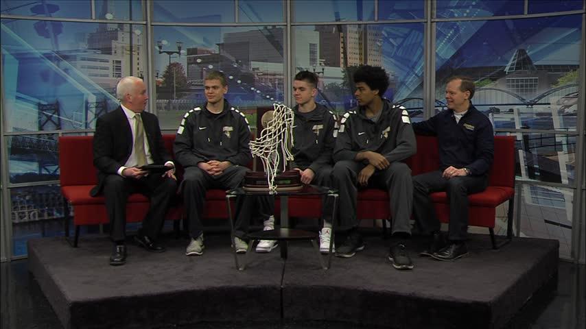 Augustana Basketball on FOX 18 Sports Sunday.