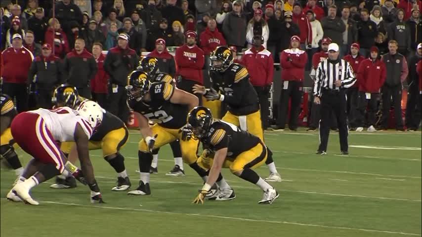 Four Hawkeyes taken in 2017 NFL draft