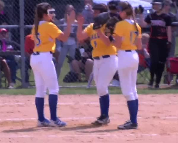 Galva wins Orion loses in Softball action.