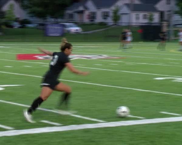 Bettendorf Girls Soccer discusses winning MAC title