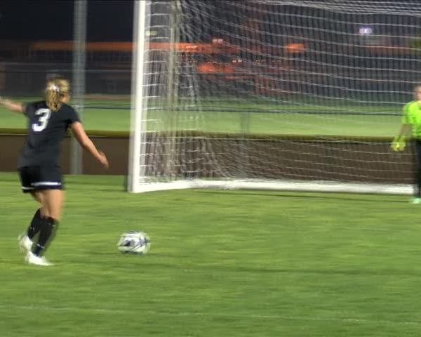 Bettendorf Girls Soccer discusses win over North Scott
