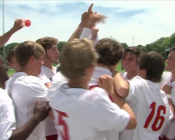Assumption boys soccer advances to state tournament