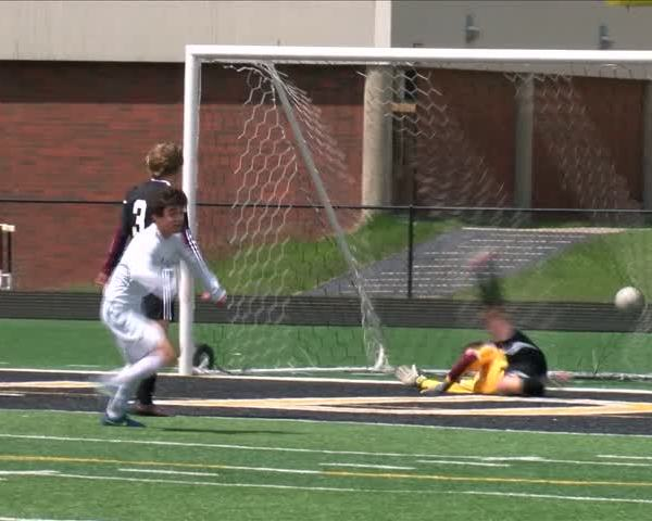 Bettendorf Boys Soccer defeats Ankeny
