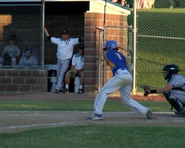 Clinton and Davenport North split in MAC baseball action