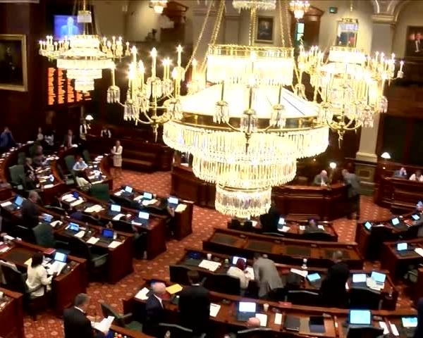 Illinois Lawmakers will head back to Springfield