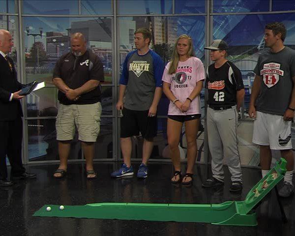 Billy Argo Family on FOX 18 Sports Sunday.