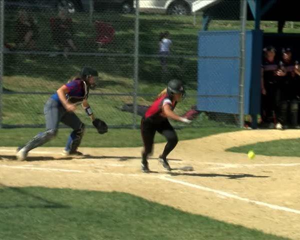 Assumption softball clinches the MAC softball title