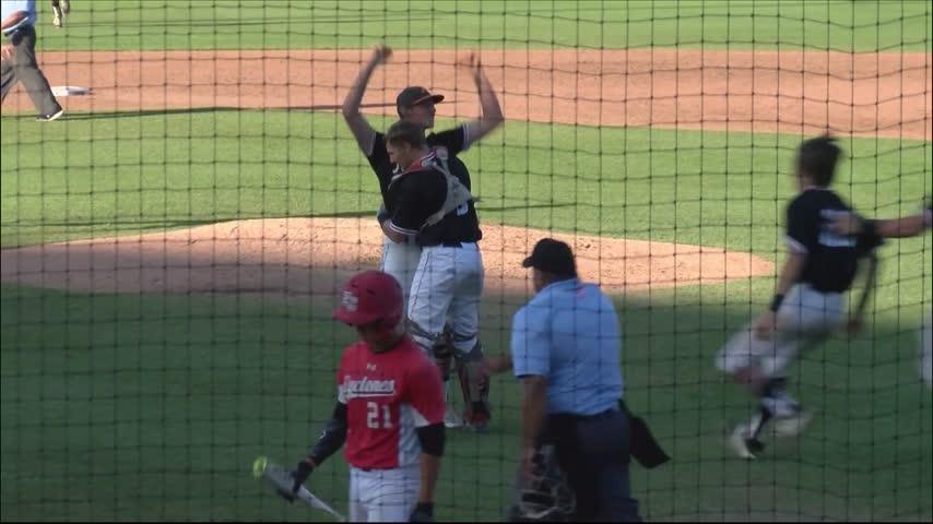 Assumption Baseball wins State Championship.