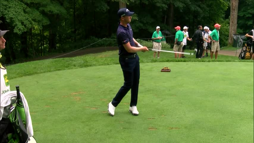 Daniel Berger gets ready for first JDC