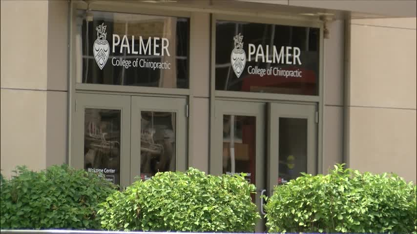 Palmer College of Chiropractic looks to expand campus