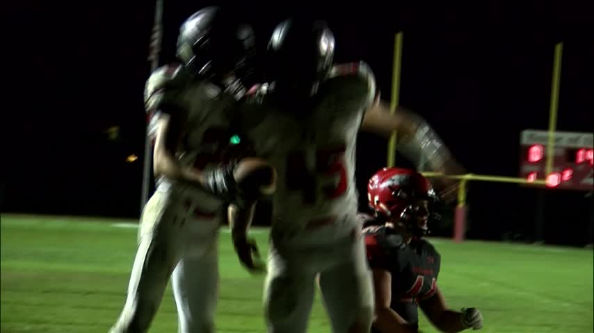 Orion shuts out Fulton