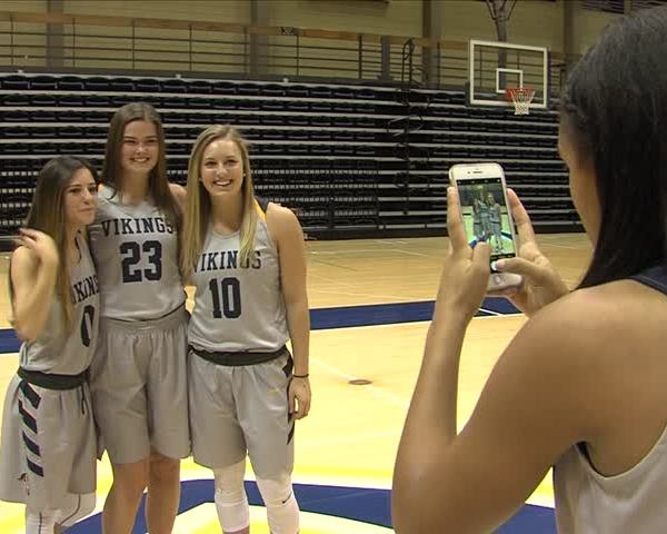 Augustana Women's Basketball season outlook.