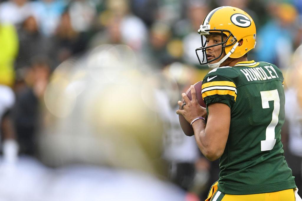 Packers Brett Hundley vs New Orleans