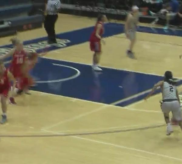 Augustana women's basketball tops Central