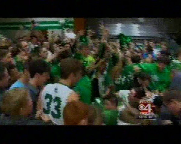 Alleman tops UTHS at Don Morris Gym.
