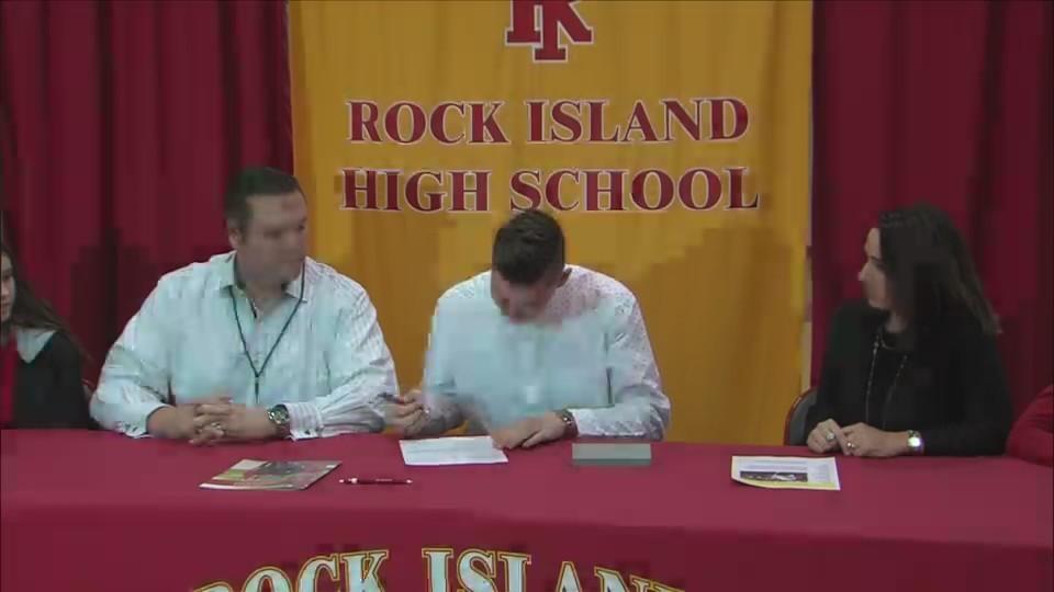 Ben Ellis Signing event.