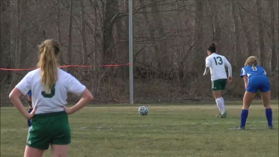Alleman girls soccer tops Princeton at home