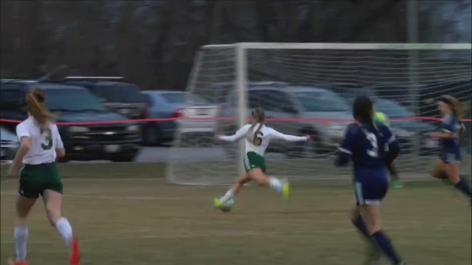 Alleman girls soccer tops Sterling