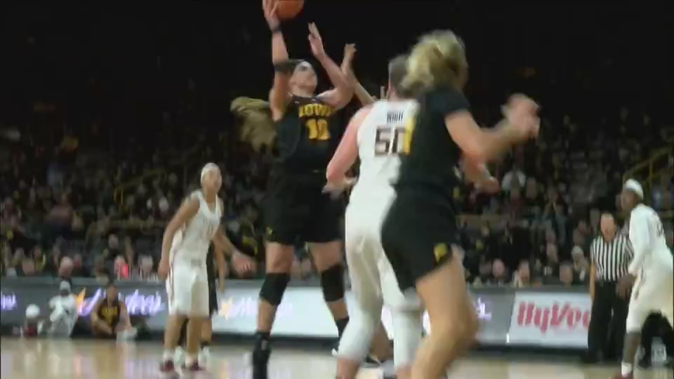 Iowa's Gustafson excited for national stage