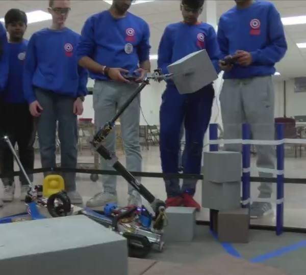 Meet the QC's engineers and scientists of the future