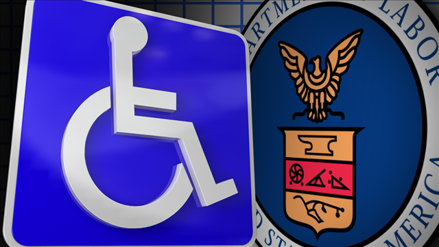 Disabilities, Department of Labor