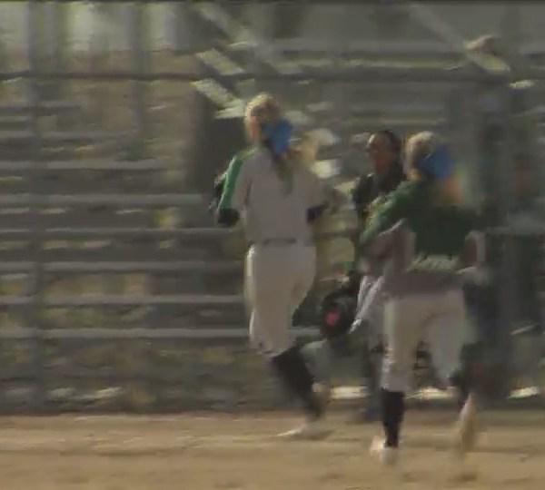 Alleman Softball wins 4-2