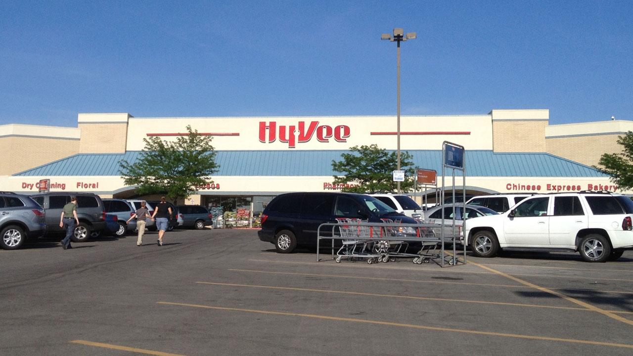 Hy-Vee grocery store11407157-159532