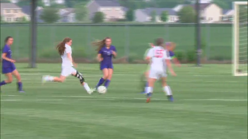 North Scott girls soccer wins 6-0 over Central DeWitt in substate semis