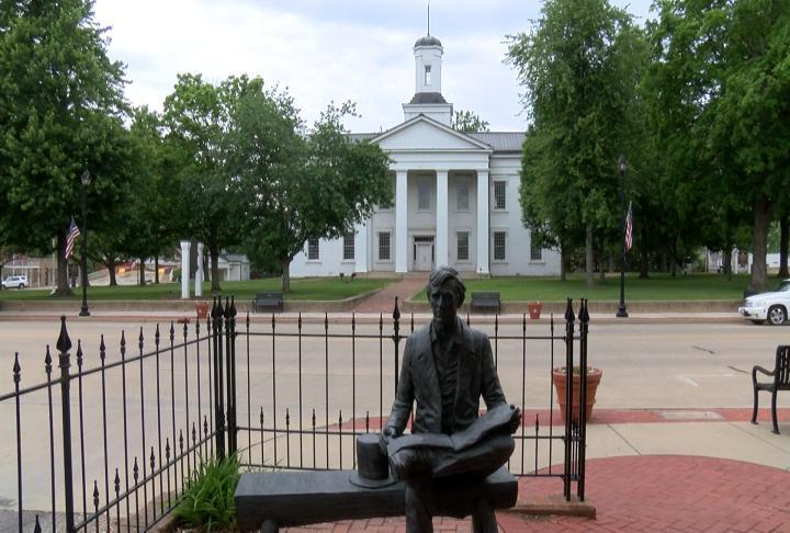 Vandalia Old State Capitol-54787065