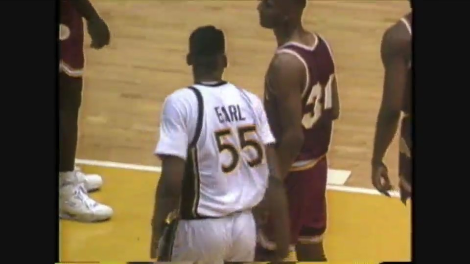 Acie Earl recalls father's impact on his career