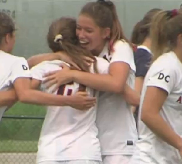 Assumption soccer dedicates state run to late coach David Cell