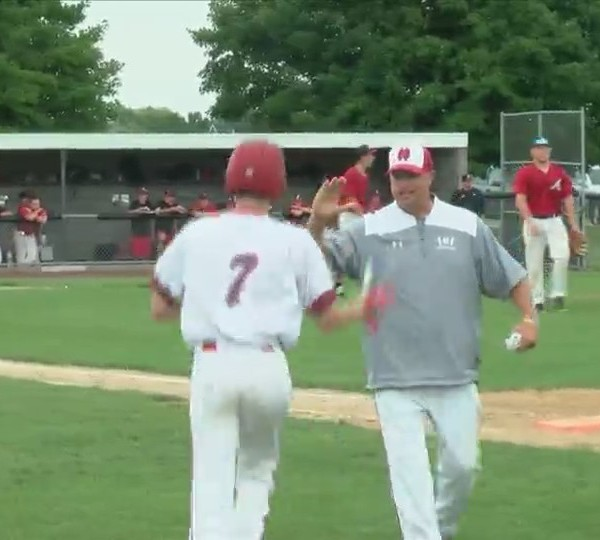 North Scott baseball sweeps Assumption