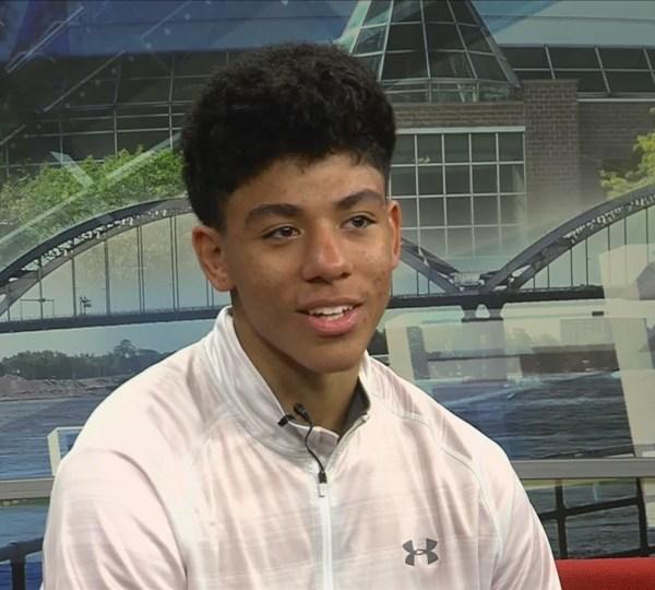 Part two: D.J. Carton on Fox 18 Sports Sunday