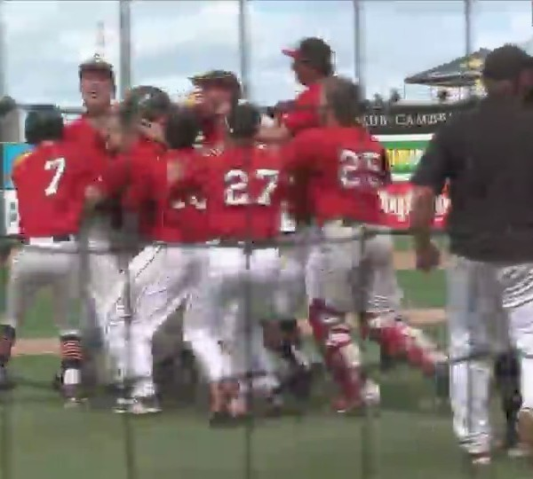 Assumption baseball advances to state title game