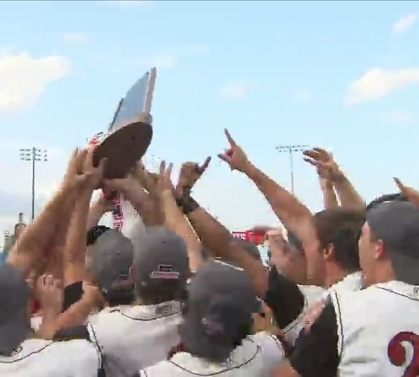 Assumption baseball repeats as state champs