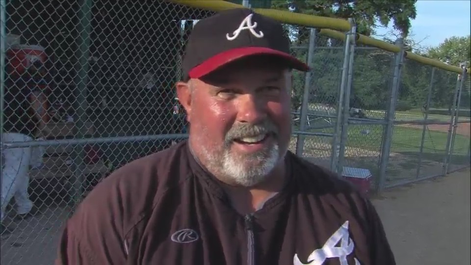 """Billy Argo talks about his experience at the """"National Coach of the Year"""" banquet"""