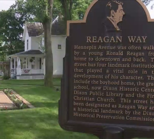 Community Spotlight: Ronald Reagan's Boyhood Home