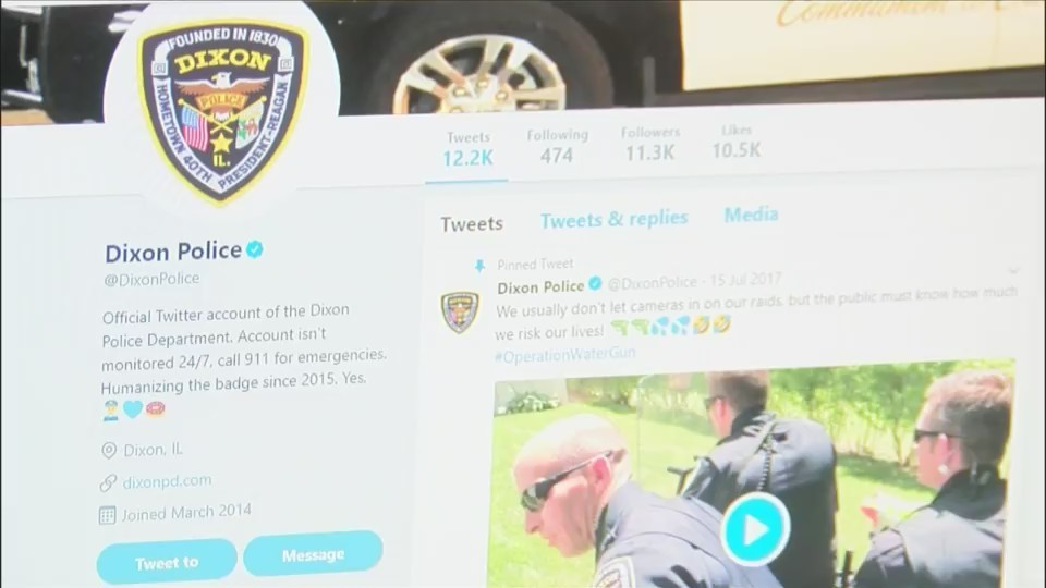 Community Spotlight: #DixonPolice take over Twitter