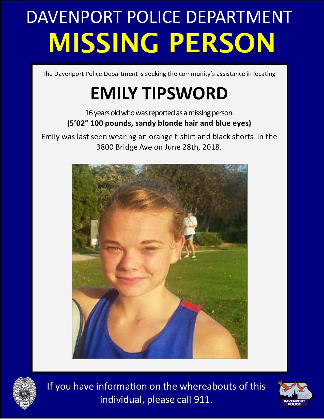 Emily Tipsword