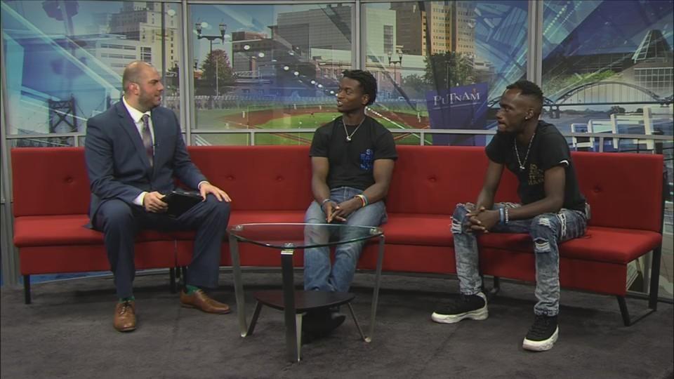 Part two: Tut Cities Entertainment on Fox 18 Sports Sunday
