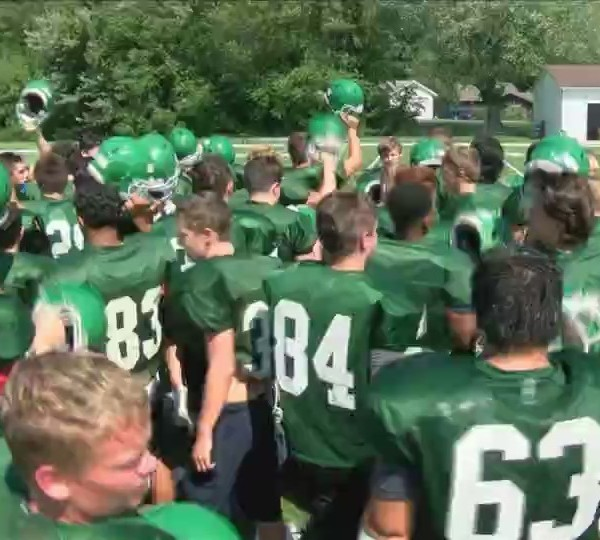 Alleman seniors leading the way for Pioneers football